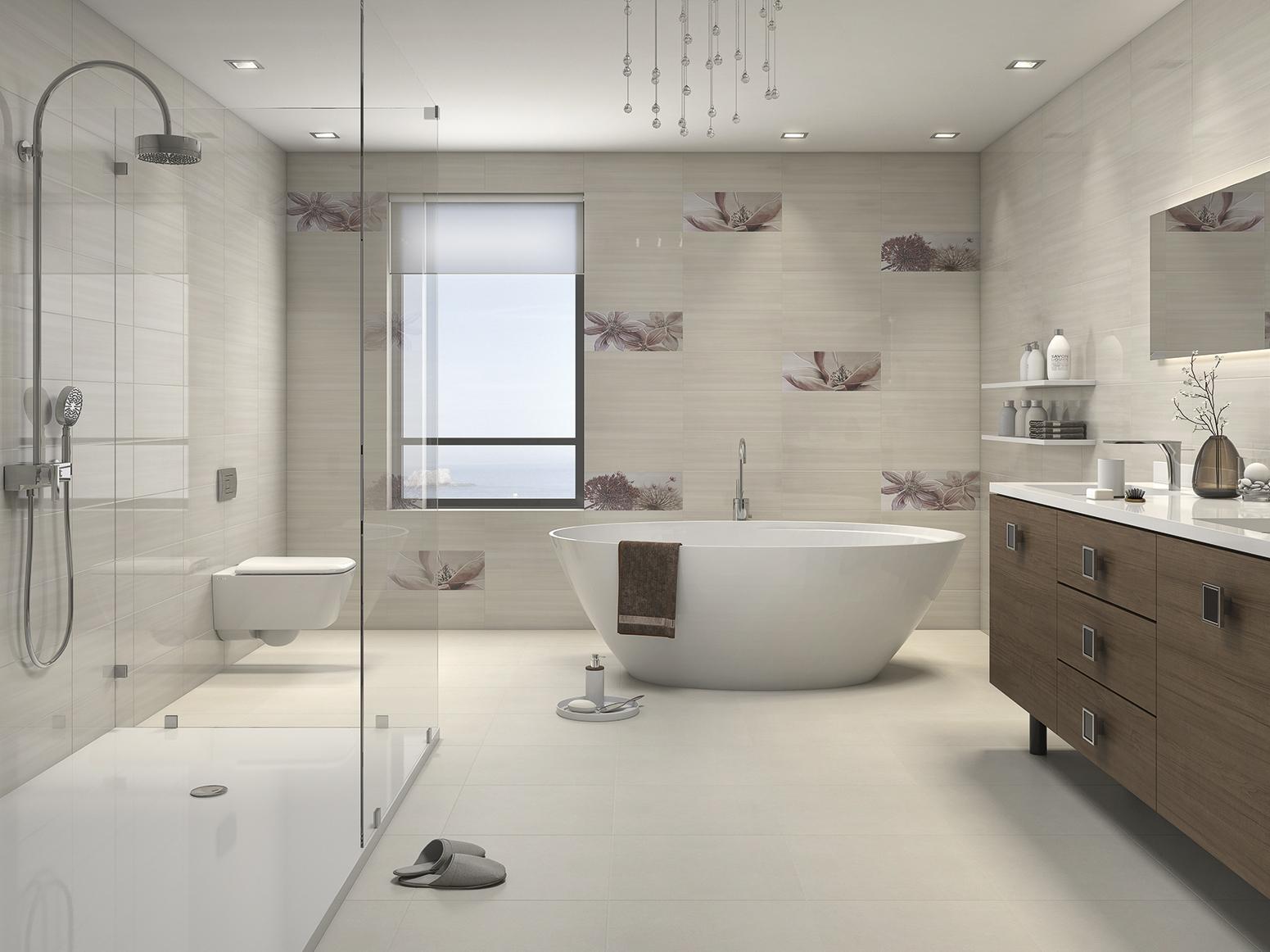 Azulejos cerámicos para baños y decoración | Dycten ...